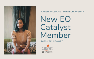 Mintech Agency Accepted Into This Year's EO Catalyst Program