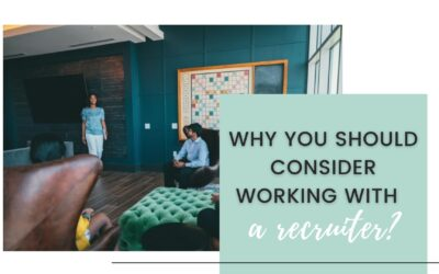 Should You Work With A Recruiter?
