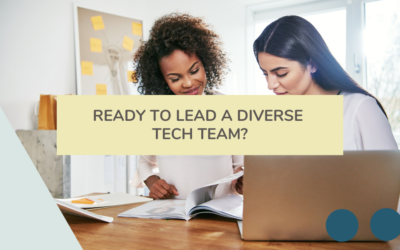 Ready To Lead A Diverse Tech Team? 4 Key Habits To Cultivate